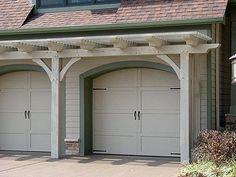 Pergola Addition Timber Frame Design Homestead Timber Frames Crossville Tennessee