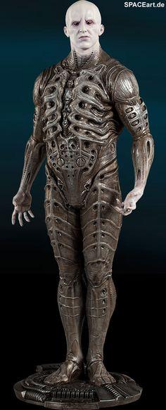Prometheus: Engineer, Fertig-Modell ... http://spaceart.de/produkte/prm001.php