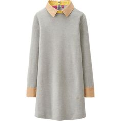 GIRLS UU FLEECE DRESS | UNIQLO