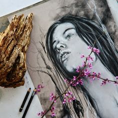 Drawings Inspired by Nature