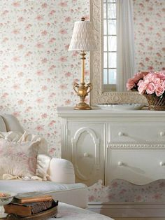 Wallpaper Country House Style U2013 Fresh Ideas On How To Dress Up The Walls