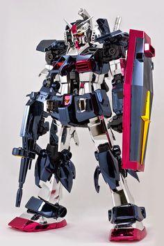 GUNDAM GUY: PG 1/60 Gundam Prototype Color Plated Custom