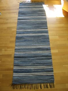 Scandinavian Style, Pattern Design, Recycling, Weaving, Jeans, Rag Rugs, Home Decor, Home, Decoration Home