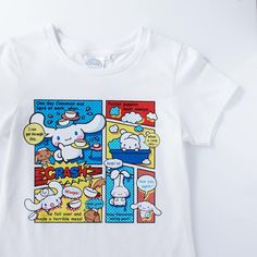Cute Cinnamoroll kid's tee <3 ^_^