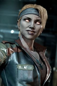 Wow, she looks quite sinister even it's just skin recolour Mortal Kombat Games, Mortal Kombat X, Crochet Bandeau Tops, Chinese Dragon Drawing, Sonya Blade, Twitch Channel, Video Game Industry, Banner Images, Ps4 Games