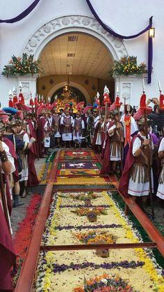 Semana Santa La Antigua Guatemala
