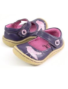 Livie and Luca - Pio Pio Shoes in Grape
