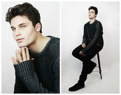 Matthias Palla photographed by Eden Meser