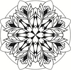 Creative Haven Kaleidoscope Designs Stained Glass Coloring book:  Dover Publications Samples