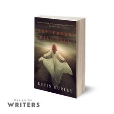 Storm clouds are brewing above Design for Writers Towers, and we've got a dark and moody cover to match today.   This historical novel by author Kevin Hurley is passionate and tragic, and the cover needed to evoke these feelings whilst keeping a sense of purpose and positivity.   Drama is great, but you want to keep your book design process as drama-free as possible! We can help with that, as countless authors have testified.   For more information on how we can keep things smooth sailing…