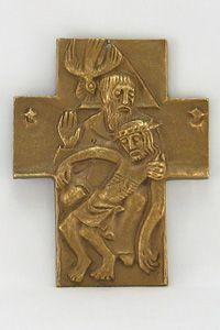 Bronze Gifts, All Sins, Jesus Christus, Sacred Symbols, He Is Risen, Religious Jewelry, Christen, Crucifix, Holy Spirit