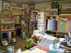 Bear Paw Quilt Shop - Coeur d'Alene, Indiana | Crazy for Quilting ... : south dakota quilt shops - Adamdwight.com