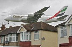 EK Whalejet on approach to LHR.  Photo: Aero Icarus