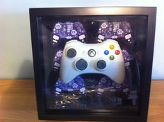 Microsoft Genuine XBOX 360 Controller Wall Art - Unique - Retro - Rare - Geekery