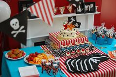 pirate birthday party - Google Search