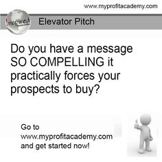 How To Make The Perfect Elevator Pitch  HowTo
