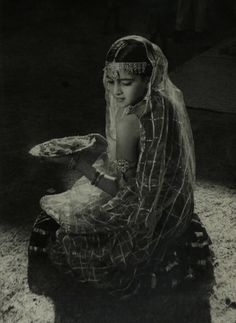 Indian Dancer - Collected from Life archive hosted by Google. Exact date, place and photographer is unknown.