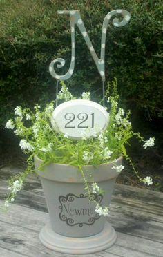Address / house number