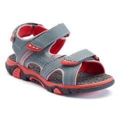 SONOMA Goods for Life Boys Sport Sandals man made youth size 6 NEW   16.99 http://www.ebay.com/itm/-/262597481877?