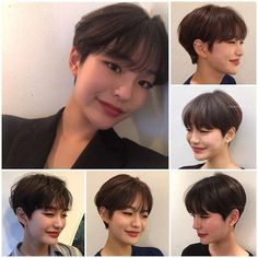 Today we have the most stylish 86 Cute Short Pixie Haircuts. Pixie haircut, of course, offers a lot of options for the hair of the ladies'… Continue Reading → Short Pixie Haircuts, Hairstyles Haircuts, Pretty Hairstyles, Shot Hair Styles, Curly Hair Styles, Girl Short Hair, Short Hair Cuts, Korean Short Hair, Androgynous Hair