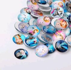 Check out this item in my Etsy shop https://www.etsy.com/uk/listing/528241047/10-round-12mm-frozen-characters-glass