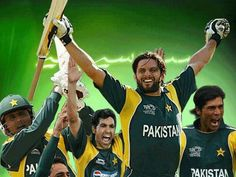 Pakistan cricket team champions