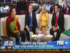 Terry Fator 2014 Fox and Friends Amazing Performance - YouTube