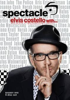 Spectacle Elvis Costello With Season 1  DVD 2009 4-Disc SEALED FREE SHIP TRK US | DVDs & Movies, DVDs & Blu-ray Discs | eBay!