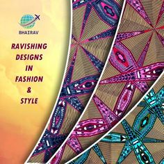 Be the trend setter wherever you go. We will show you how. Take a sneak peek into the most ravishing designs in fashion and style.