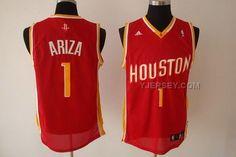 http://www.yjersey.com/nba-houston-rockets-1-ariza-red-jerseys.html NBA HOUSTON ROCKETS 1 ARIZA RED JERSEYS Only 34.00€ , Free Shipping!