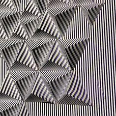JOANIE LEMERCIER - Preparing an exhibition at near Birmingham: Paper, tape, videoprojector.  Photo bylucymclauchlan. #Art  #Design  #Inspired