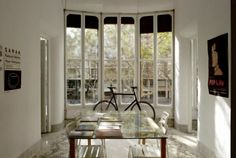 #barcelona #interiors via facing north with gracia