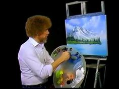 Bob Ross The Joy of Painting Season 5, Episode 1: Mountain Waterfall