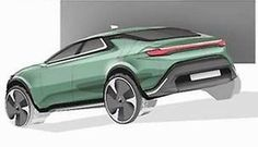 Future cars: Nevs Saab Urban Adventurer (midsize crossover).