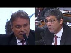 Alvaro Dias detona Lula e Dilma e Lindbergh não gosta