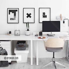 Our Yorkelee office space, Scandinavian style workspace inspo using our Baè wall art print. Reservoir Dogs, The Shining, Pulp Fiction, Do It Yourself Furniture, 3 Movie, Movie Prints, Movie Camera, Alternative Movie Posters, Minimal Design