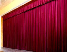 Vybavení pro divadlo - Šálové rameno   Jevištní technika Plzeň Curtains, Home Decor, Blinds, Decoration Home, Room Decor, Draping, Home Interior Design, Picture Window Treatments, Home Decoration