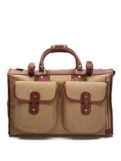 Ghurka Express Twill Travel Bag