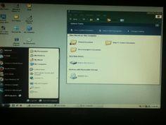 Longhorn DWM Theme for Windows XP
