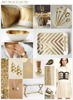 All things gold