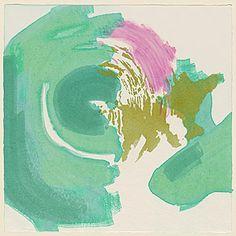 Helen Frankenthaler Art Inspiration, Abstract Painters, Abstract Artists, Post Painterly Abstraction, Helen Frankenthaler, American Painting, Expressionist Art, Abstract Painting, Abstract Expressionist