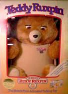 Teddy Ruxpin...I wanted on of these cause his mouth and eyes would movie while he told you a story via the cassette tape in his back.