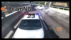 Extreme Police Chase compilation | BeamNG.Drive #7