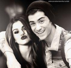 Selena Gomez And Zayn Malik 2013 | Selena Make Me Smile, Zayn Malik & Selena Gomez Manip. Zaylena | We ...