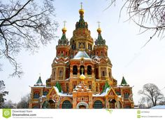 Russian Orthodox Cathedrals in Russia | Orthodox cathedral