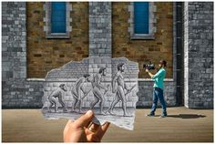 Incredible Collection of 'Pencil Vs. Camera' Art By Ben Heine Ben Heine is the pioneering genius behind the 'Pencil vs Camera' photography.we have assembled 40 splendid examples of his works. Pencil Camera, Camera Art, Amazing Photography, Art Photography, Projector Photography, Illusion Photography, Camera Photography, Creative Photography, Landscape Photography