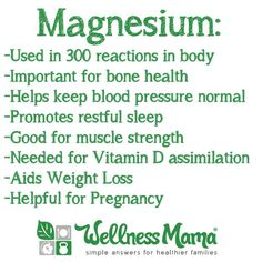 Magnesium deficiency can lead to health problems. Find out the best source of magnesium and how to optimize your magnesium levels.