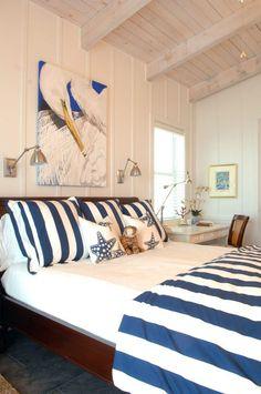Great tropical bedroom: