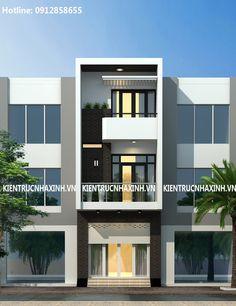 Mẫu nhà phố đẹp có diện tích 3,5x15m tại Ninh Bình