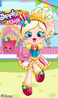 Shopkins Shoppies Popette Dress Up Game : http://www.starsue.net/game/Shopkins-Shoppies-Popette.html Have Fun! ♥